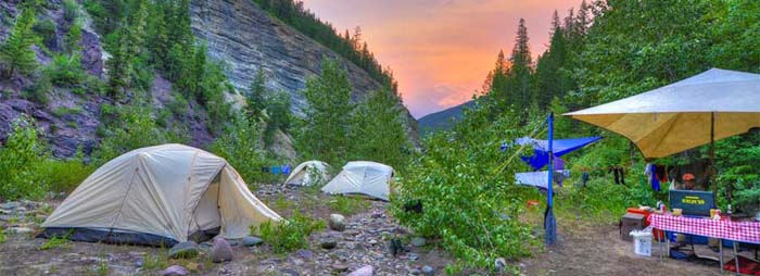 Glacier National Park, Glacier Country Vacation Specials, West Glacier Lodging Promotion