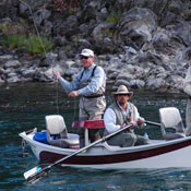 Fishing in Glacier National Park, Montana Fishing Trips
