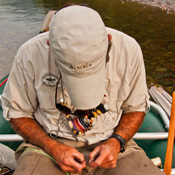 Flathead River Fishing Report, Fly Fishing Glacier National Park