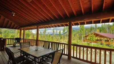 Glacier National Park Accommodations, Glacier Outdoor Center