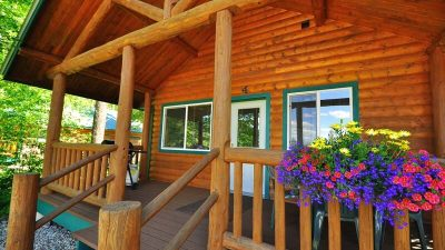 Glacier National Park Lodging, Single Bedroom Cabin Rental