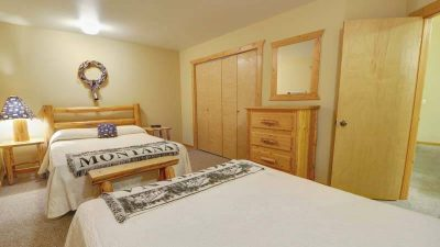 2 Bedroom Cabin Rental, West Glacier Lodging