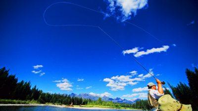 Trout Fishing in Montana, Glacier Raft Company